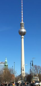 Berlin Fernsehturm image